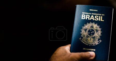 New Passport of the Federative Republic of Brazil ...