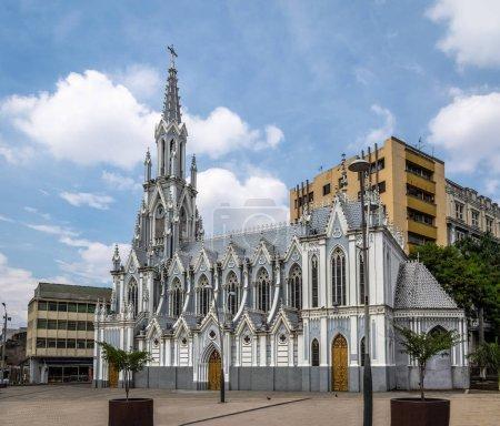 Photo pour Église La Ermita - Cali, Colombie - image libre de droit