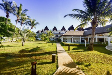 Beautiful resort in NosyBe Madagascar