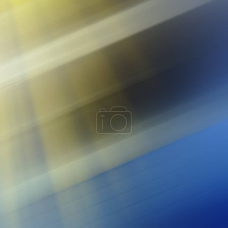Photo for Abstract dynamic composition of intersecting beams on the background - Royalty Free Image