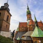 KRAKOW, POLAND - August 2019: Beautiful exterior d...