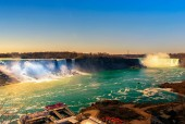 Niagara Falls Aerial View Canadian