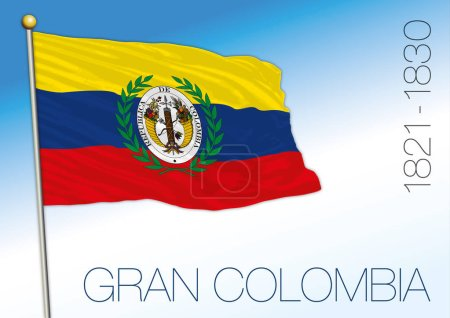 Gran Colombia or Great Colombia