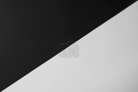 Background photo of black and white triangles.