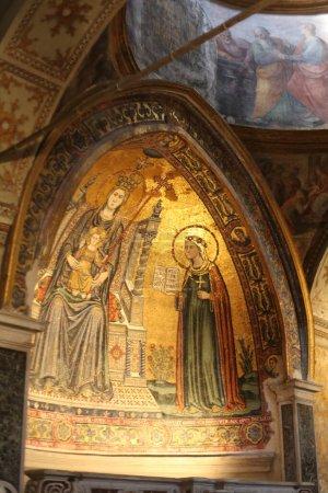 Photo pour Naples Campanie Italie. Musée archéologique national de Naples (Museo Archeologico Nazionale di Napoli)) - image libre de droit