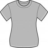 Women Glay T-shirt