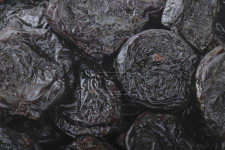 Foto de Primer plano de pila de frutas secas, fondo de alimentos - Imagen libre de derechos
