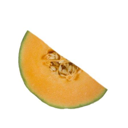 Photo pour Melon fruits gros plan - image libre de droit