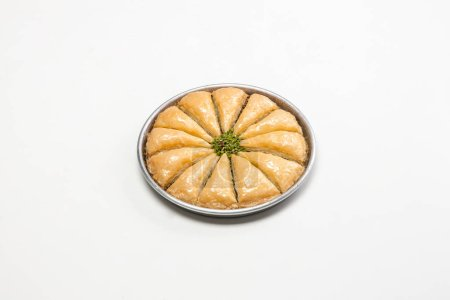 Foto de Turkish traditional dessert on background - Imagen libre de derechos