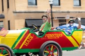The Strassenfest Parade 2018
