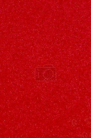 Photo for Red  Sparkle Wallpaper for Valentines Day and Christmas. Dark Red Abstract glitter Background for greeting and wedding invitation card - Royalty Free Image