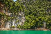 Khao Sok national park views in Thailand
