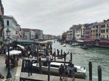2017-04-07:beautiful  Gondolas in Venice, Venezia, Italy, Europe