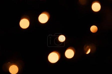 Foto de Bright bokeh background, texture - Imagen libre de derechos