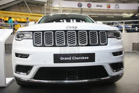 BELGRADESERBIAMARCH 272018 Jeep Grand Cherokee