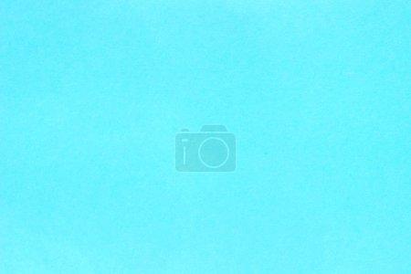 Photo pour Texture papier dense bleu turquoise fond de couleur - image libre de droit
