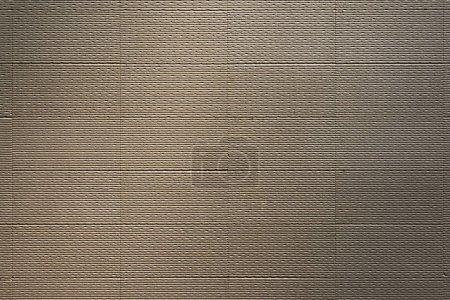 Foto de Hermoso mármol marrón texturado para fondo - Imagen libre de derechos