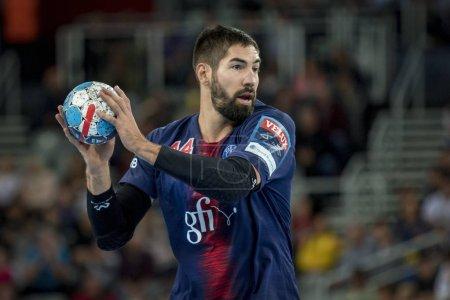 ZAGREB, CROATIA - SEPTEMBER 29, 2018: EHF man's Ch...