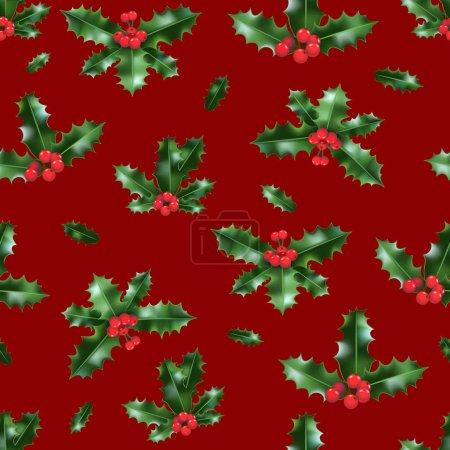 Red festive backdrop