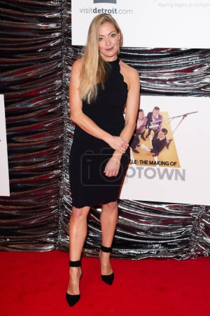 """Photo for LONDON, UK. September 23, 2019: Cherry Healey at the """"Hitsville: The Making of Motown"""" European premiere at the Odeon Leicester Square, London - Royalty Free Image"""