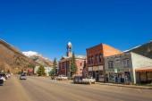 Silverton Historic District in Colorado