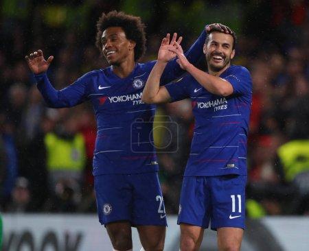 Chelsea v Dynamo Kyiv UEFA