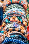 Andean bracelets and crafts - Cajamarca Peru