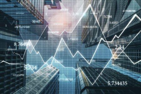 Concepto de comercio y economía