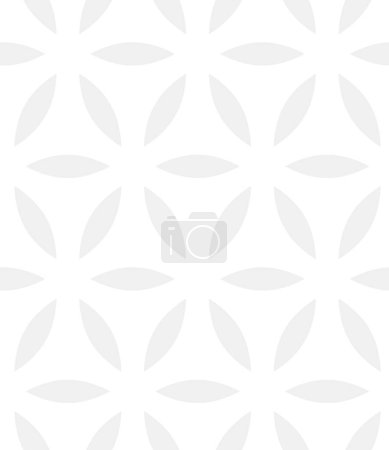Illustration for Abstract pattern, futuristic seamless background. - Royalty Free Image