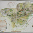 Chorographicall map of the Guadalajara, Mexico, 17...