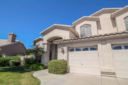 South west style home in Chandler Arizona