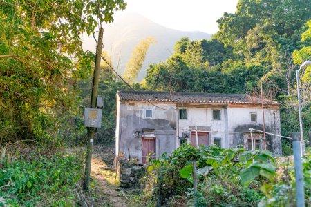 Photo for Abandoned fisherman village in Hong Kong - Royalty Free Image