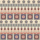 Palestinian embroidery pattern  105