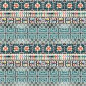 Palestinian embroidery pattern  108