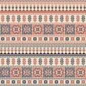 Palestinian embroidery pattern  122
