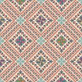 Palestinian embroidery pattern 139