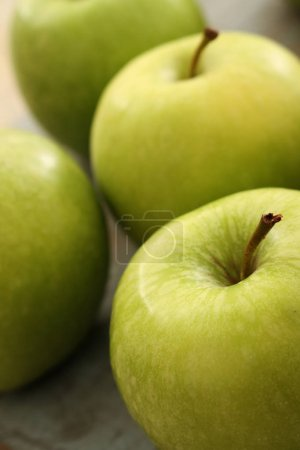 Photo for Fresh healthy ripe apples - Royalty Free Image