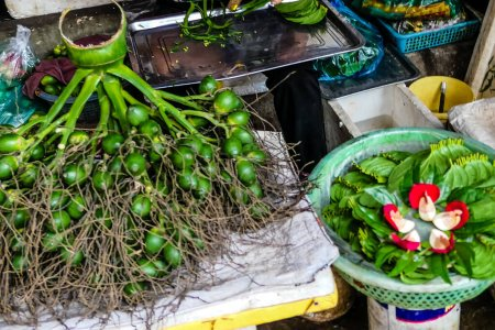 Photo for Typical Vietnamese food and regional healthy dishes - Royalty Free Image