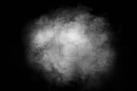 Abstract Smoky Background, texture