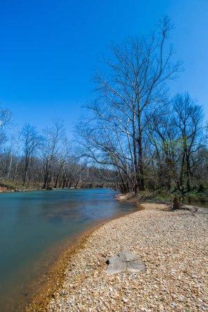 Foto de Wildcat Glades Conservation and Audubon Center en Joplin, Missouri. - Imagen libre de derechos