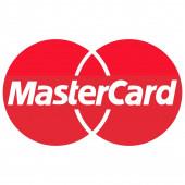 Mastercard Web icon simple design