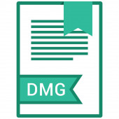 Dmg file Simple design