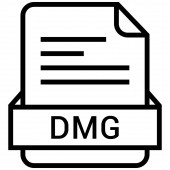 Dmg file Web icon