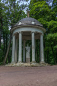 Temple of Ceres in the Tsaritsyno park in Moscow