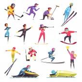 Winter Sports Set