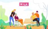 Nursing Home Walk Composition