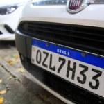 Salvador, bahia / brazil - june 11, 2020: vehicle ...