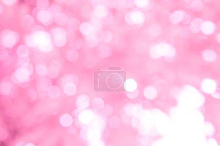 Foto de Rosa bokeh Abstact - Imagen libre de derechos