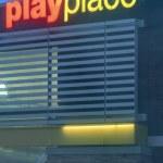 Utica, New York - Oct 16, 2019: McDonald Play Plac...