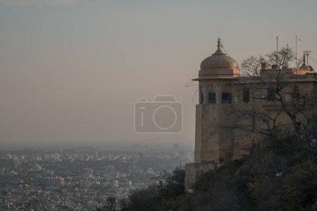 Photo for The view of the city of san giorgio de la garde - Royalty Free Image
